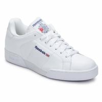 Shoes Férfi Rövid szárú edzőcipők Reebok Classic NPC II Fehér