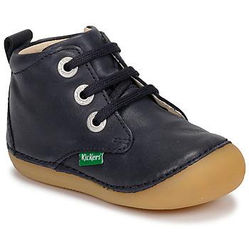 Cipők Gyerek Csizmák Kickers SONIZA Tengerész