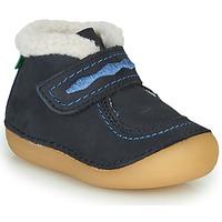 Cipők Lány Csizmák Kickers SOETNIC Tengerész