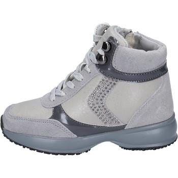 Cipők Lány Rövid szárú edzőcipők Lumberjack BM363 Szürke