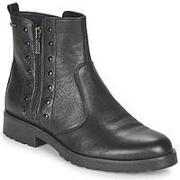 Cipők Női Csizmák IgI&CO DONNA BRIGIT Fekete