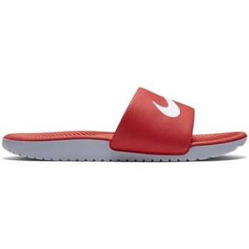 Cipők Gyerek strandpapucsok Nike Kawa Slide Gsps Piros
