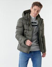 Ruhák Férfi Steppelt kabátok Teddy Smith B-OVER Keki