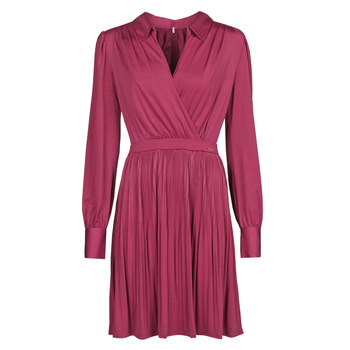 Ruhák Női Rövid ruhák Marciano PLAYA DRESS Bordó