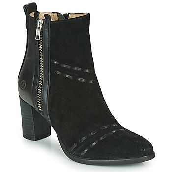 Cipők Női Bokacsizmák Casta SINA Fekete