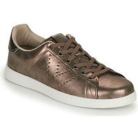 Cipők Női Rövid szárú edzőcipők Victoria TENIS METALIZADO Arany