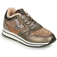 Cipők Női Rövid szárú edzőcipők Victoria COMETA MULTI Barna