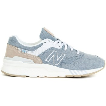Cipők Női Futócipők New Balance 997 Szare,Niebieskie,Beżowe
