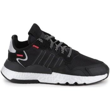 Cipők Női Fitnesz adidas Originals Nite Jogger Fekete