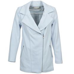 Ruhák Női Kabátok Naf Naf AIMART Kék
