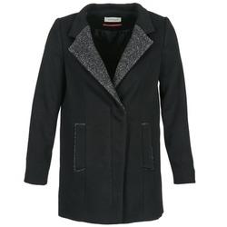Ruhák Női Kabátok Naf Naf ALEXIA Fekete