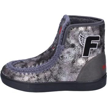 Cipők Lány Bokacsizmák Fiorucci BM419 Szürke