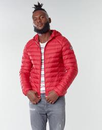 Ruhák Férfi Steppelt kabátok JOTT NICO Piros