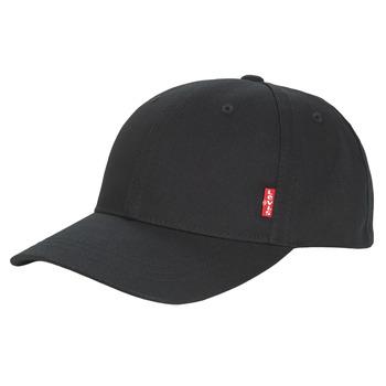 Textil kiegészítők Baseball sapkák Levi's CLASSIC TWILL REDL CAP Fekete