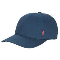 Textil kiegészítők Férfi Baseball sapkák Levi's CLASSIC TWILL RED CAP Kék