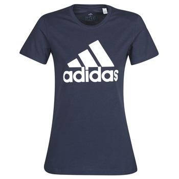 Ruhák Női Rövid ujjú pólók adidas Performance W BOS CO TEE Kék