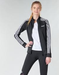 Ruhák Női Melegítő kabátok adidas Performance W D2M 3S TT Fekete