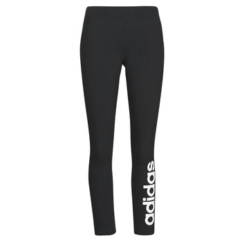 Ruhák Női Legging-ek adidas Performance W E LIN TIGHT Fekete