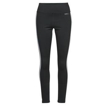 Ruhák Női Legging-ek adidas Performance W D2M 3S HR LT Fekete