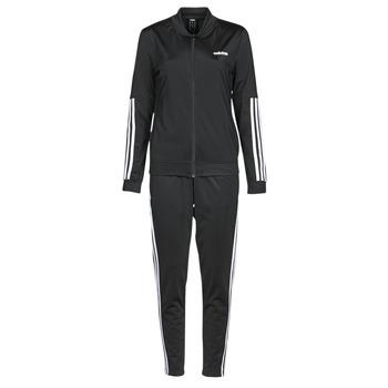 Ruhák Női Melegítő együttesek adidas Performance WTS BACK2BAS 3S Fekete