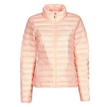 Ruhák Női Steppelt kabátok adidas Performance W Varilite J Brume / Korall