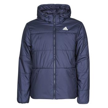 Ruhák Férfi Steppelt kabátok adidas Performance BSC HOOD INS J Tinta / Legend