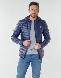 Ruhák Férfi Steppelt kabátok adidas Performance Varilite Ho Jkt Tinta / Legend