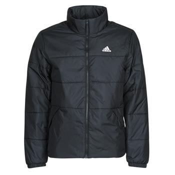 Ruhák Férfi Steppelt kabátok adidas Performance BSC 3S INS JKT Fekete