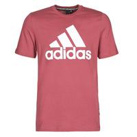 Ruhák Férfi Rövid ujjú pólók adidas Performance MH BOS Tee Piros / Örökség
