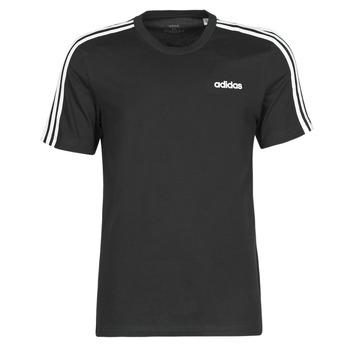 Ruhák Férfi Rövid ujjú pólók adidas Performance E 3S TEE Fekete