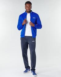 Ruhák Férfi Melegítő együttesek adidas Performance MTS BASICS Kék