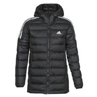 Ruhák Női Steppelt kabátok adidas Performance W ESS DOWN PAR Fekete