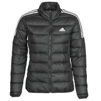 Ruhák Női Steppelt kabátok adidas Performance W ESS DOWN JKT Fekete