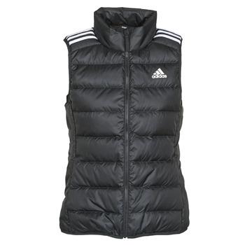 Ruhák Női Steppelt kabátok adidas Performance W ESS DOWN VES Fekete