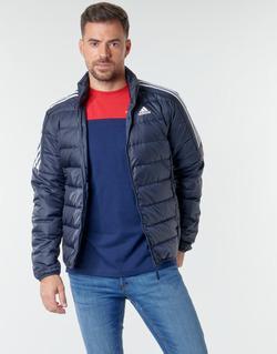 Ruhák Férfi Steppelt kabátok adidas Performance ESS DOWN JACKET Tinta / Legend