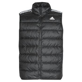 Ruhák Férfi Steppelt kabátok adidas Performance ESS DOWN VEST Fekete