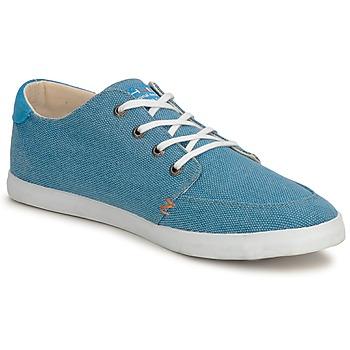 Cipők Férfi Rövid szárú edzőcipők Hub Footwear BOSS HUB Kék / Fehér