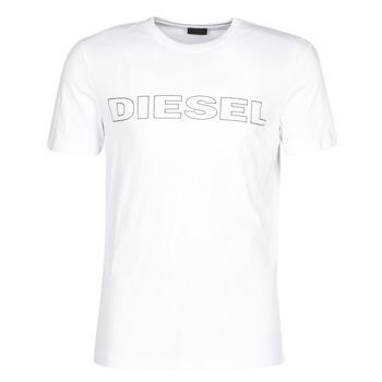 Ruhák Férfi Rövid ujjú pólók Diesel JAKE Fehér