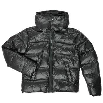 Ruhák Fiú Steppelt kabátok Diesel JSMITHYAWH Fekete