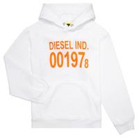 Ruhák Gyerek Pulóverek Diesel SGIRKHOOD Fehér
