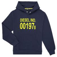 Ruhák Gyerek Pulóverek Diesel SGIRKHOOD Kék