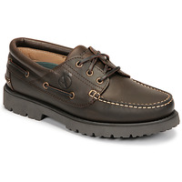 Cipők Férfi Vitorlás cipők Aigle TARMAC Barna
