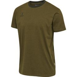 Ruhák Férfi Rövid ujjú pólók Hummel T-shirt  Lmove vert foncé