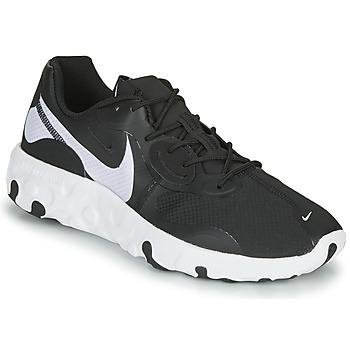 Cipők Férfi Rövid szárú edzőcipők Nike RENEW LUCENT 2 Fekete  / Fehér