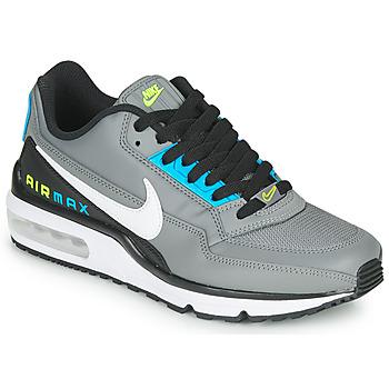 Cipők Férfi Rövid szárú edzőcipők Nike AIR MAX LTD 3 Szürke / Fehér