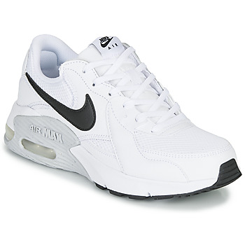 Cipők Női Rövid szárú edzőcipők Nike AIR MAX EXCEE Fehér / Fekete