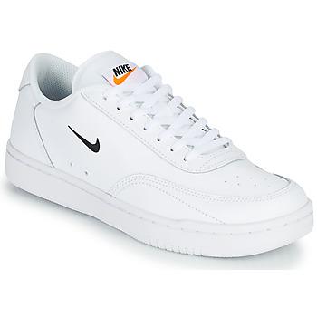 Cipők Női Rövid szárú edzőcipők Nike COURT VINTAGE Fehér