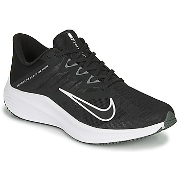Cipők Férfi Futócipők Nike QUEST 3 Fekete  / Fehér