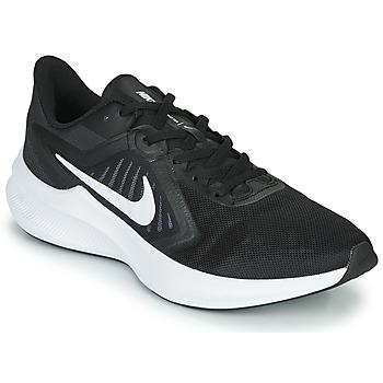 Cipők Férfi Futócipők Nike DOWNSHIFTER 10 Fekete  / Fehér