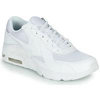 Cipők Gyerek Rövid szárú edzőcipők Nike AIR MAX EXCEE GS Fehér